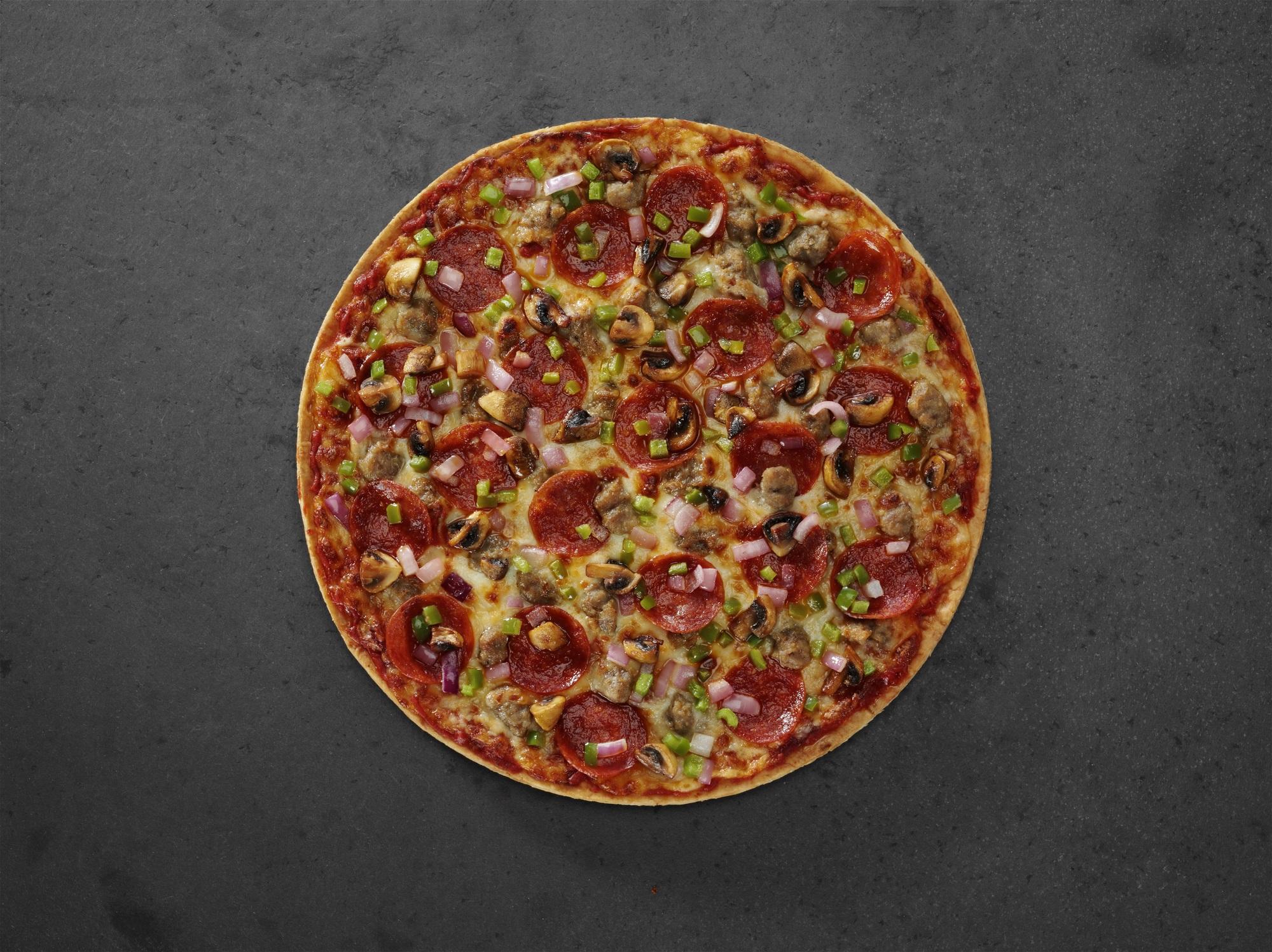 Premium Combo Supreme Pizza