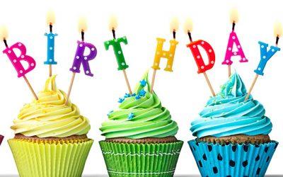 Celebrating Employees | Birthdays in July