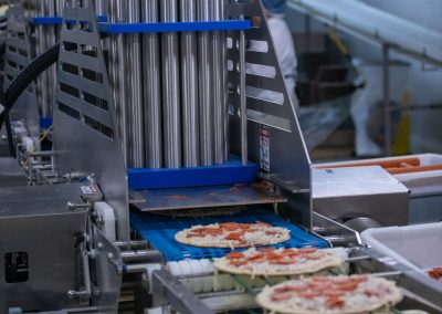 Pepperoni Machine and Conveyor System